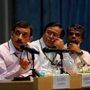 Avinash Chander (left) has been terminated from the post of DRDO Chief File Photo dna Research & Archives
