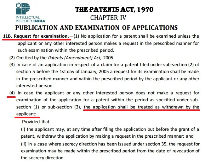 patents act 1970 11B