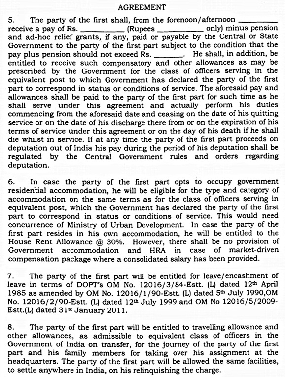 contract appointment agreement page2
