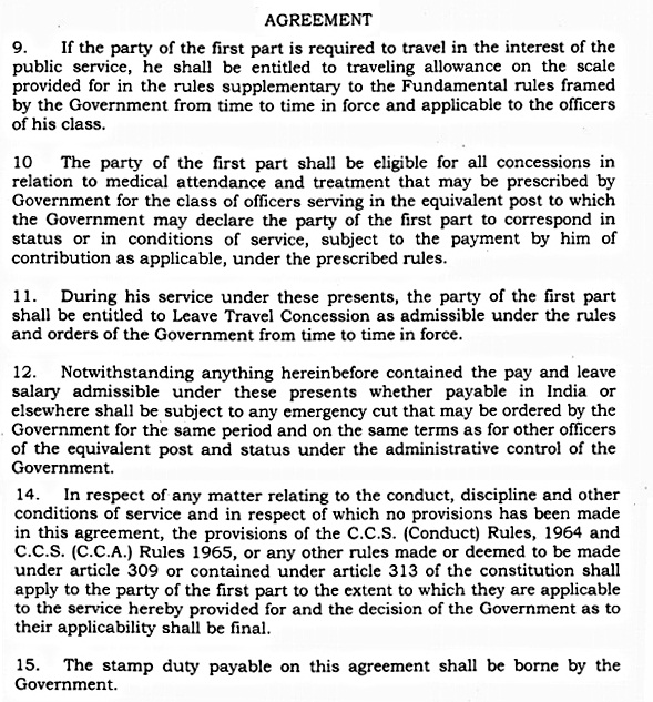 contract appointment agreement page3