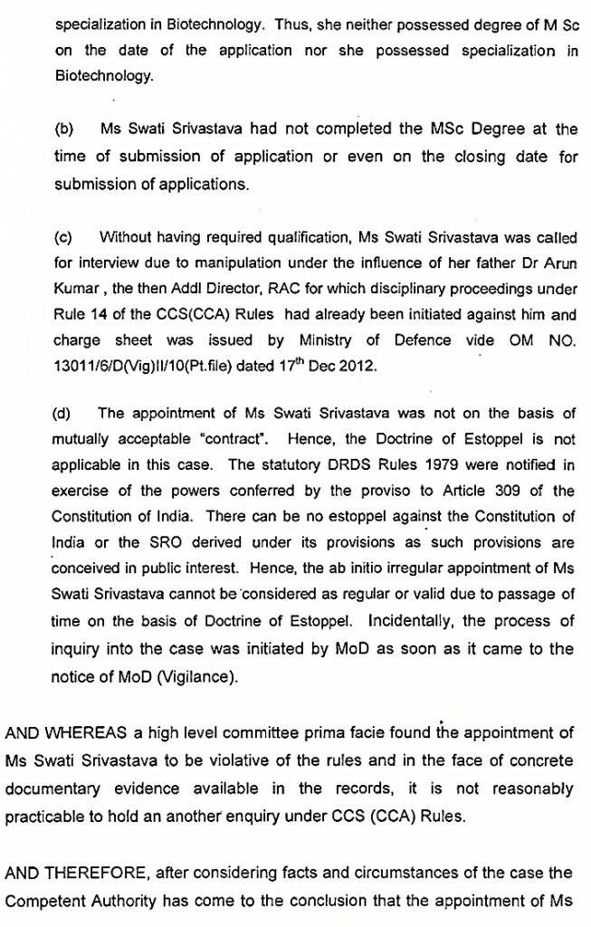 swati srivastava  annuling order page 3
